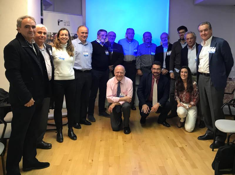 Encuentro de voluntarios Fundación Ingenieros ICAI