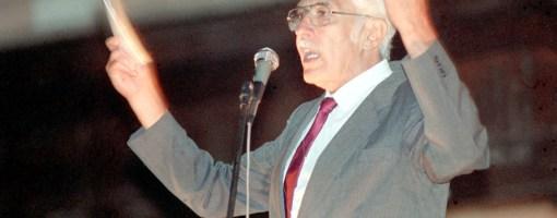 Gustavo Mohme Llona: un hombre absolutamente necesario para la sociedad peruana