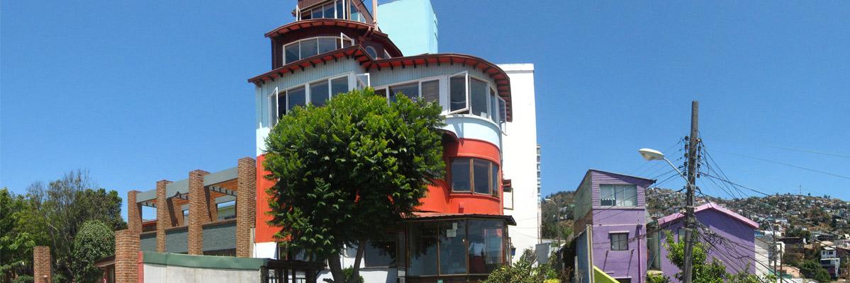 La Sebastiana Casa de Pablo Neruda
