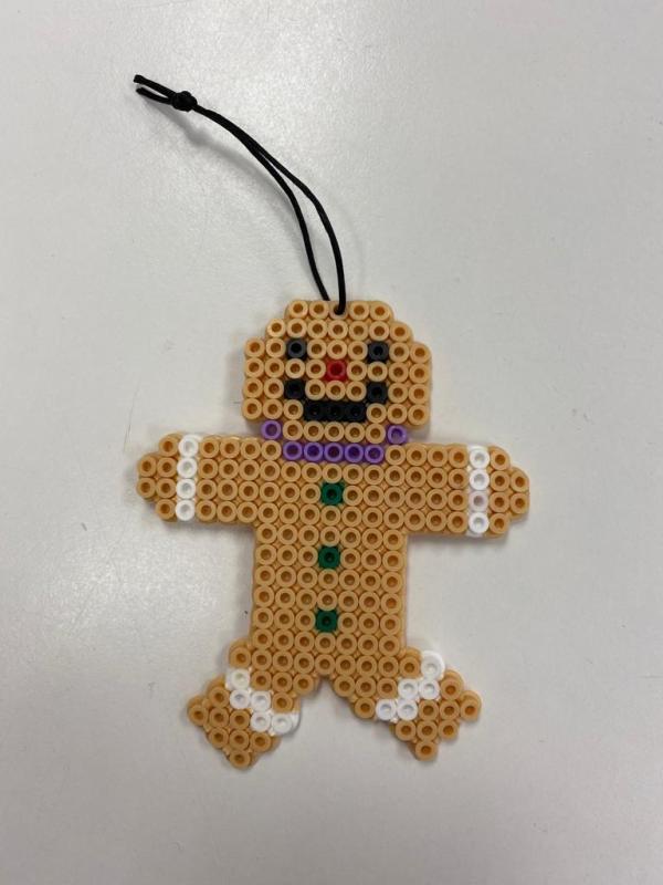Posavasos hama beads