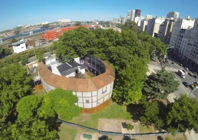 Proyecto Centro Cultural y Teatro Shakespeare