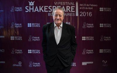 Diario Popular: Premio Shakespeare al genial Roberto Carnaghi