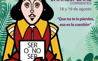 La Provincia de Corrientes se suma a la Red de Festivales Shakespeare!