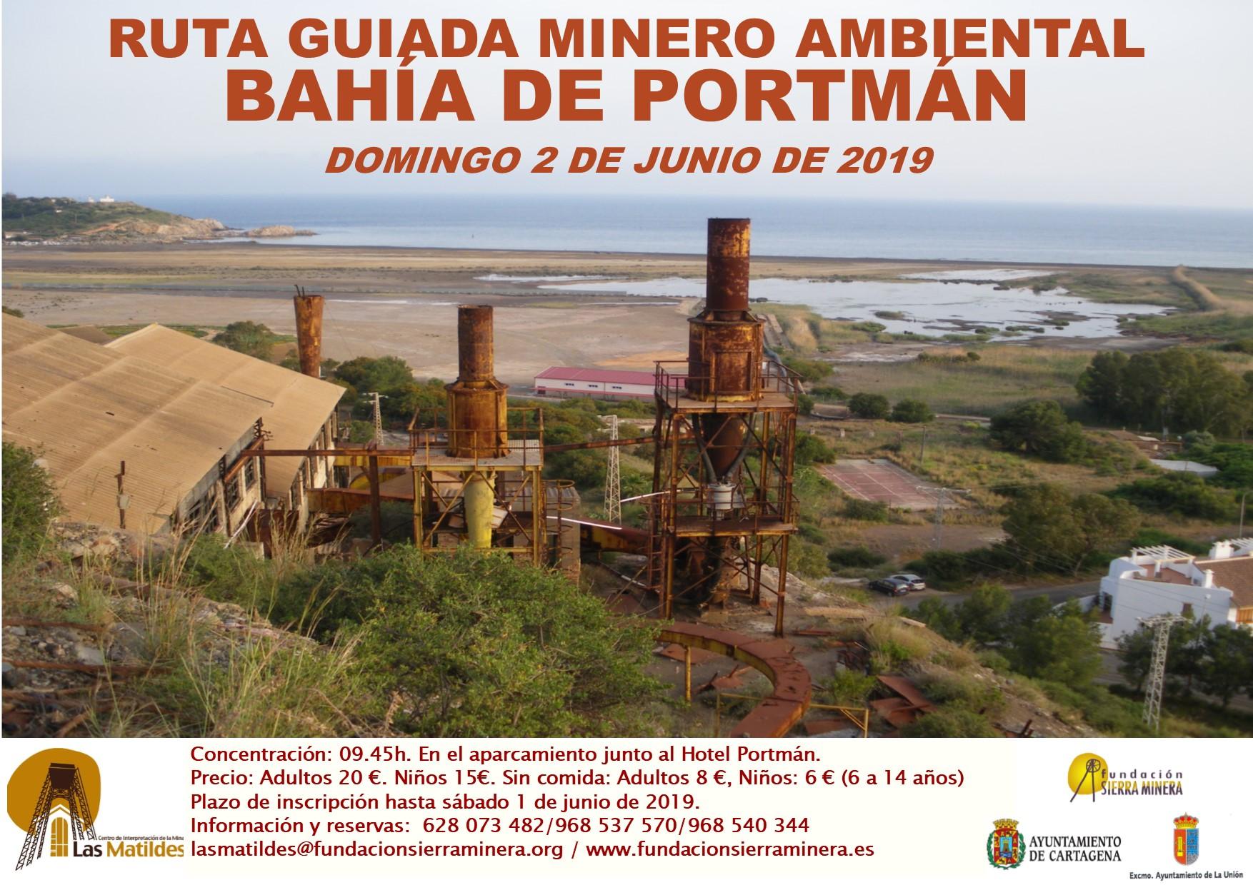 Ruta Minero-Ambiental Bahía de Portmán