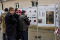 Otwarcie Wystawy 'Biżuteria patriotyczna i pamiątki historyczne XIX i XX wieku - Jasna Góra - 4 grudnia 2018 r. - fot. Andrzej Famielec IMGP2341