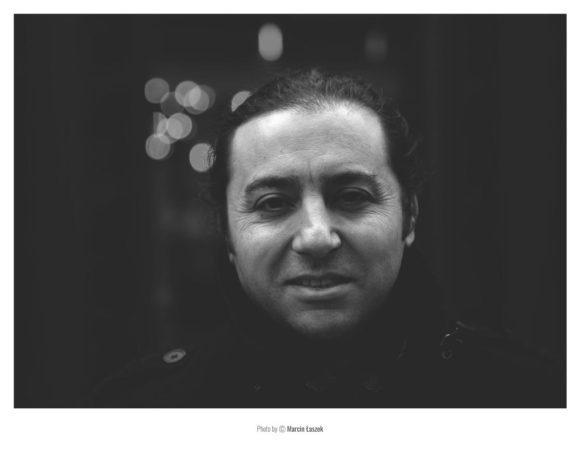Wassim Ibrahim, fot. Marcin Łaszek
