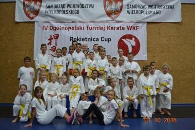 Pomoc w zorganizowaniu IV Ogólnopolskiego Turnieju Karate
