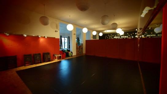 Sala baletowa, 2012