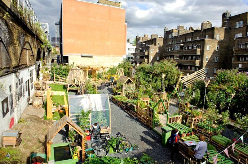 ogrody społeczne w europie