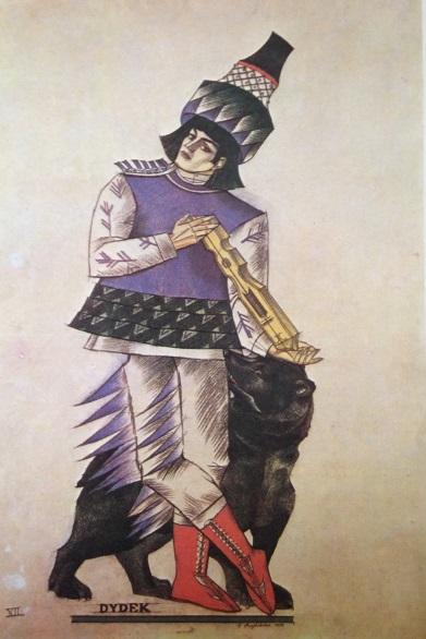Słowianie - mitologia słowiańska - Dydek