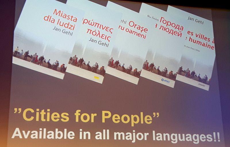 Miasta dla ludzi - książka Jana Gehla