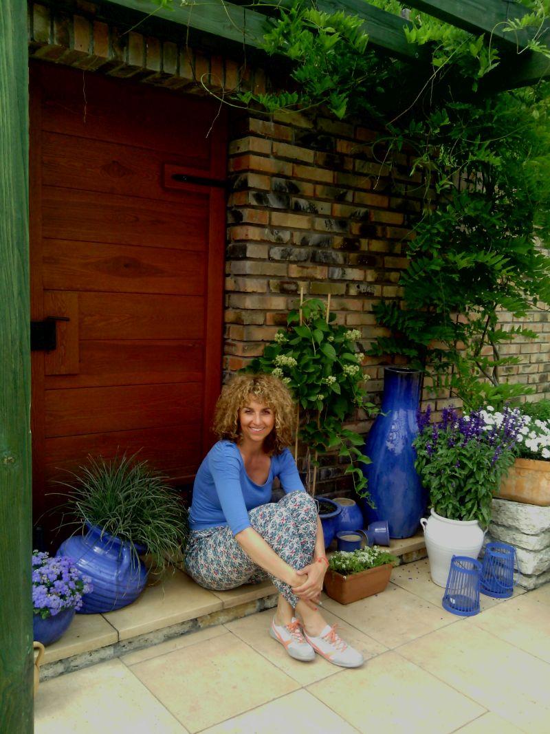 Fundacja My z wizytą w ogrodach kapiasa