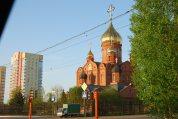 Cerkwie w Kemerowie