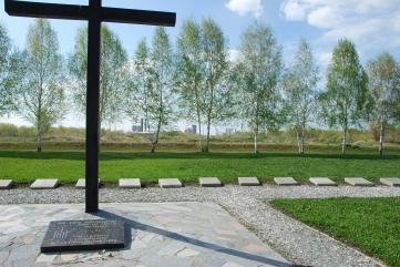 Miejsce pochówku więźniów GUŁAGU