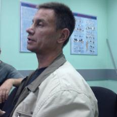 W areszcie Igor Szarapow