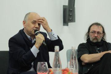 z konferencja Mariusz Maszkiewicz i Sławek Dutkiewicz fot Aureliiusz Marek Pędziwol (158)