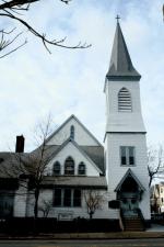 Adams Square Baptist Church