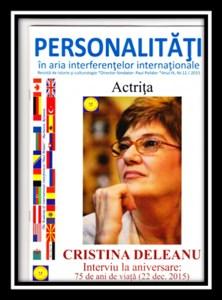 Cristina Deleanu - Diploma Polidor