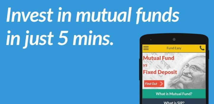 Invest in mutual funds in just 5 mins