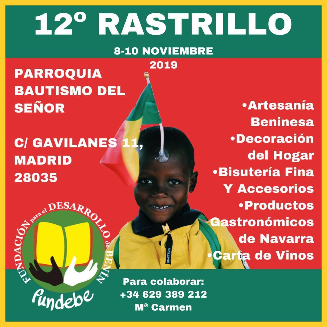 12º Rastrillo Solidario Fundebe