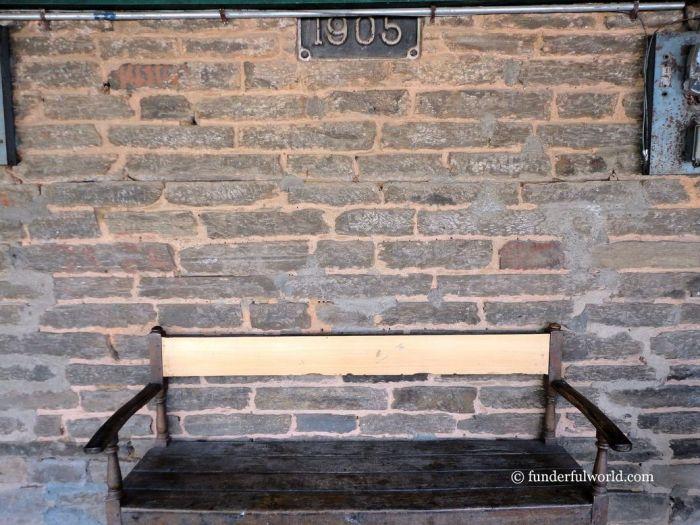 Find a seat, travel back in time. Mukteshwar, Uttarakhand, India.
