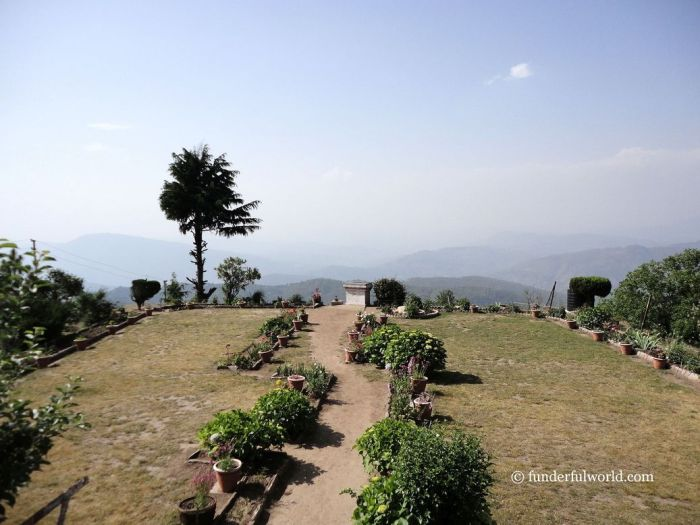 What lies beyond? PWD rest house, Mukteshwar, Uttarakhand, India.