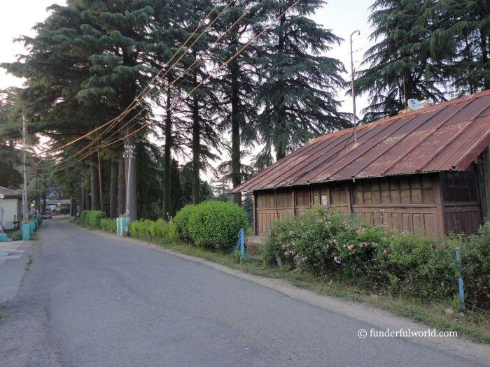Onward. Mukteshwar, Uttarakhand, India.