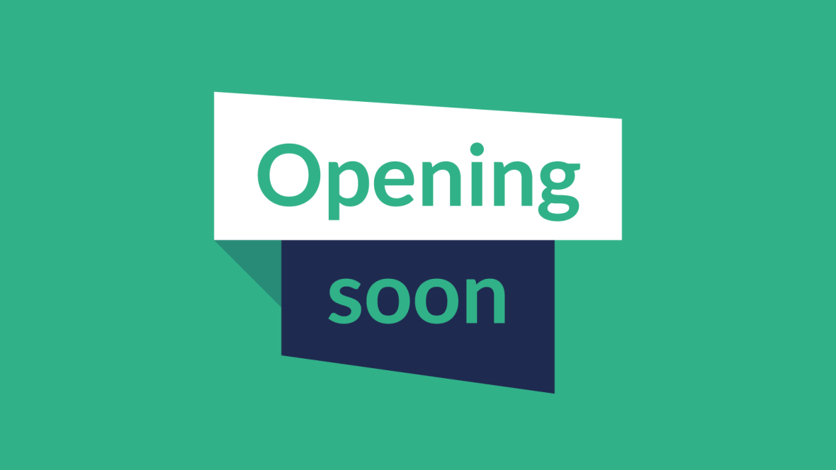 New Calls Opening Soon