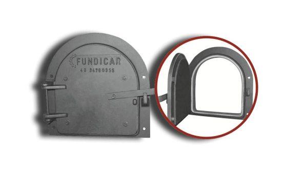 203.1 - Porta Fornalha Grande 450x500mm