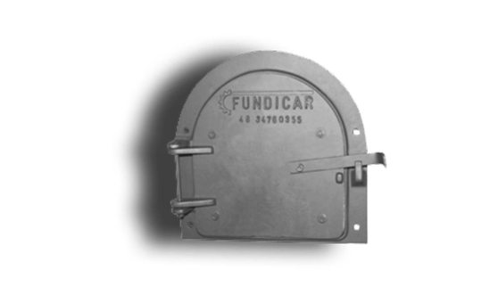 203.2 - Porta Fornalha Pequena 400x450mm