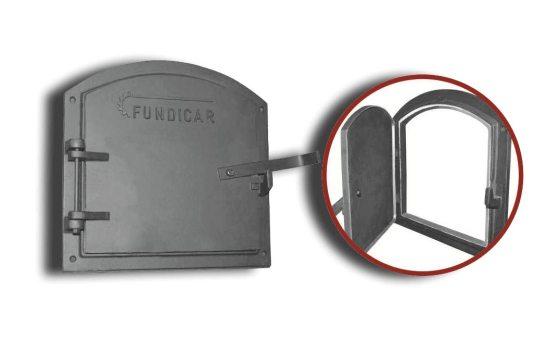203.5 - Porta Quadrada 550x550mm
