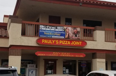 Pauly's Pizza Joint