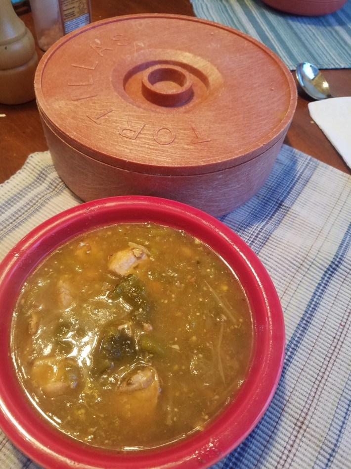 Pork Chili Verde