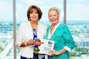 Symphony of the Americas with funding partner Michelle Howland, One Sotheby's International Realty