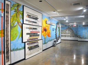 Dave Muller: Rock 'n' Old, at the Art and Culture Center of Hollywood