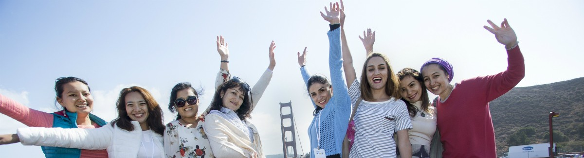 US Government TechWomen Program 2020 for Women in STEM Fields