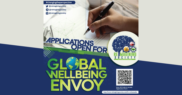 Global Wellbeing Envoy 2020