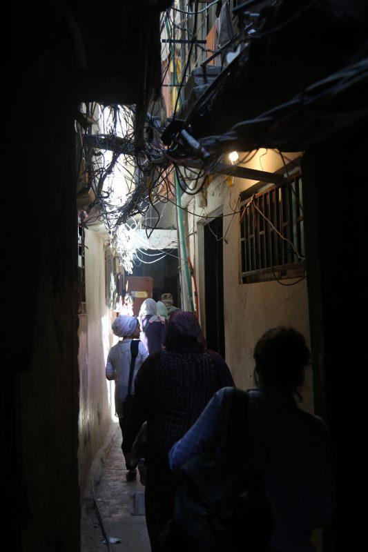 Ein el-Hilweh Refugee Camp