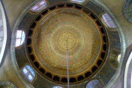 Inside the al-Aqsa Mosque, Jerusalem 2014