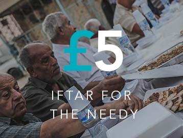 5 iftar