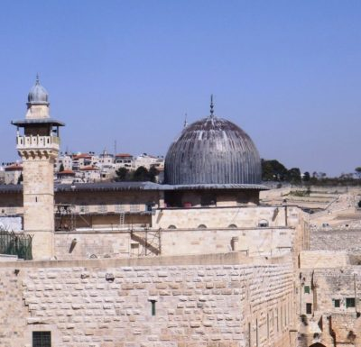 Palestine: the Land of the Prophets