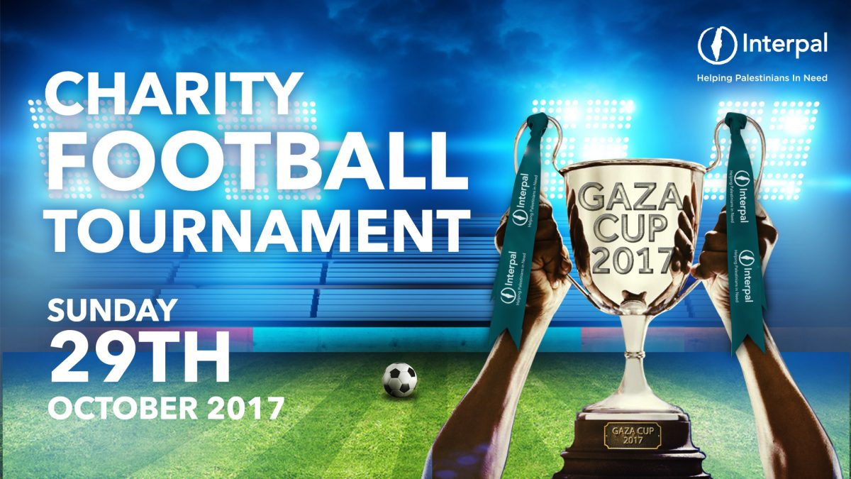 Gaza Cup 2017 - Football Tournament