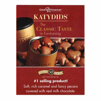 Katydids Order Taker Brochures For Fundraising
