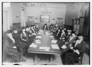 Vintage image of YWCA Board for FundraisingCoach.com's Fundraising Training for Board Members
