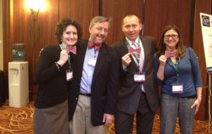 Marc after speaking in at AFP in Boston - Have Marc do fundraising training near you!