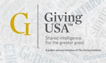 Giving USA logo for the 2013 Report