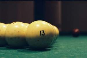Poolballs with 13 by _ustas on Flickr