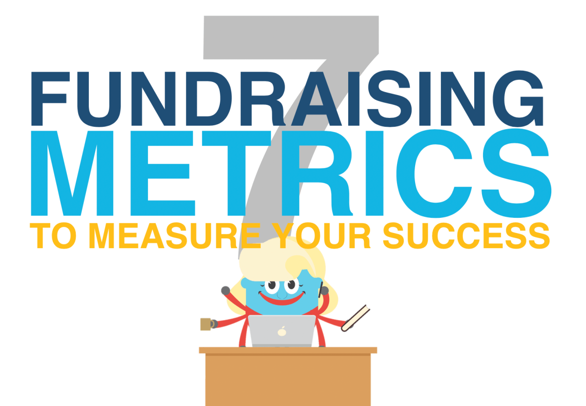 fundraising metrics to measure