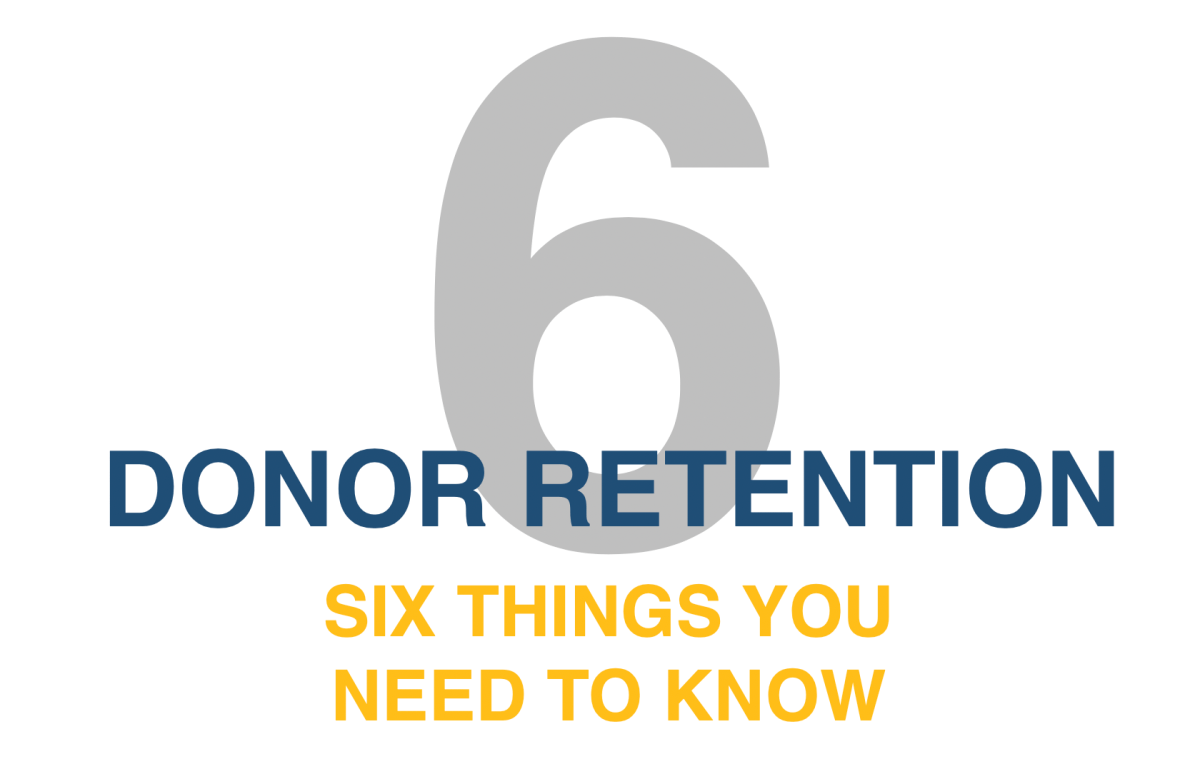donor retention