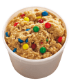Cookie Dough without Refrigeration, no way. WAY!